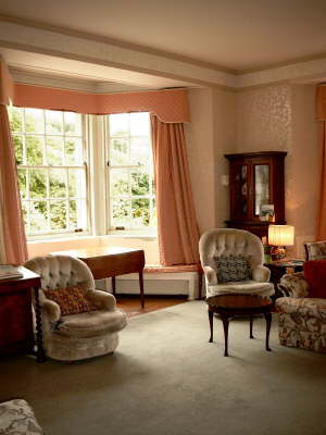 The House - drawing room
