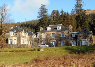 Glenmore Country House, Argyll